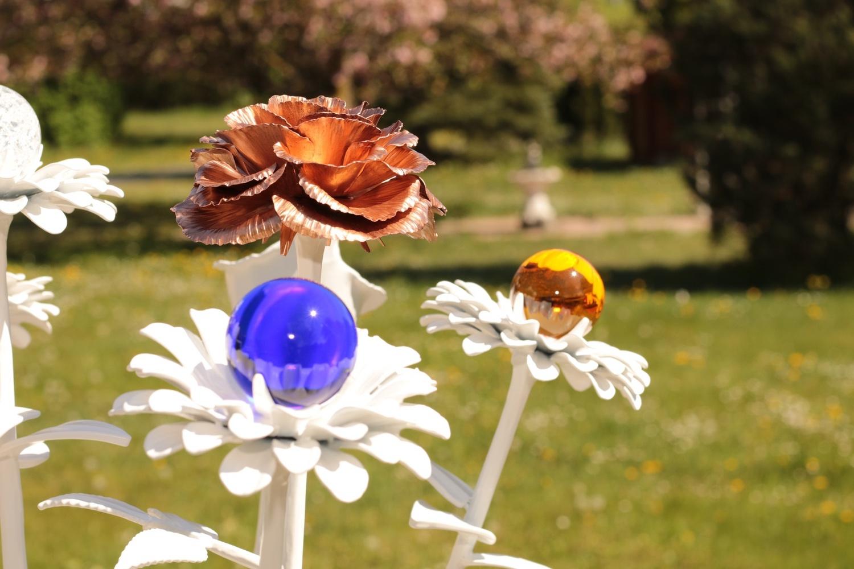 Schmiedearbeiten Blumen