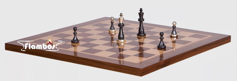 Inneneinrichtung Schachbrett