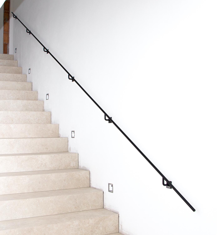Treppengeländer schlicht