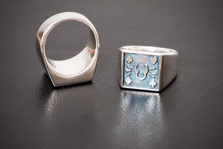 Ring Sonderanfertigungen aus Metall