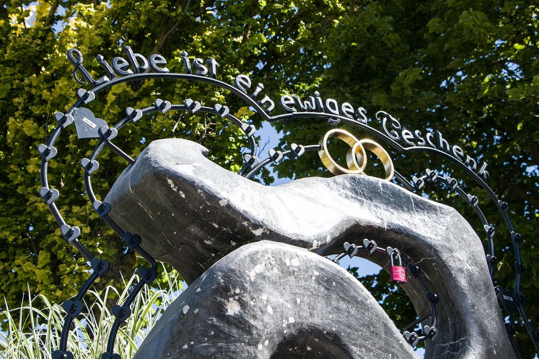 Details Sonderanfertigung Stein