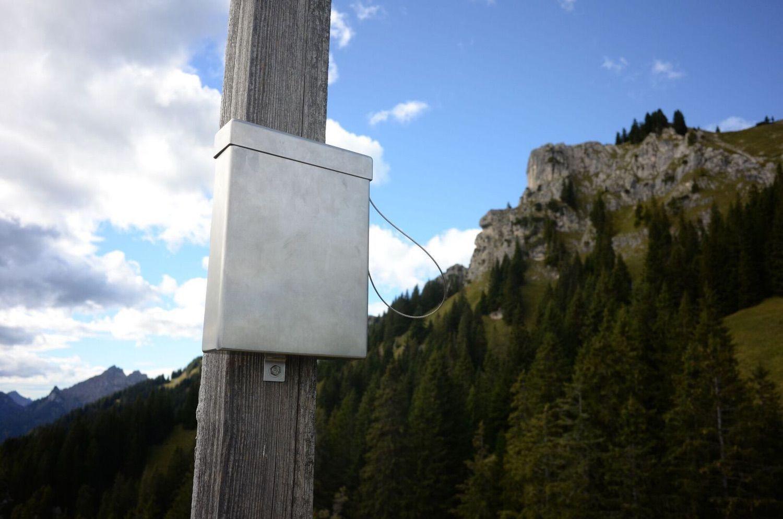 Sonderanfertigung Stromkasten